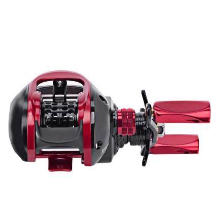 Tsurinoya XF - 50 Left / Right Hand Metal Spool Fishing Reel with Shallow Spool
