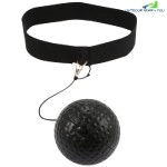 HUIESON Decompression Fighting Ball Speed Training Punch Boxing Equipment (BLACK)