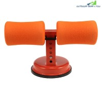 Domestic Adjustable Sit-up Assistor Fitness Equipment (ORANGE)