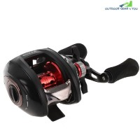 Left / Right Hand 6.2 : 1 High Speed Fishing Reel (RED)