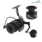 13 + 1 Ball Bearings Spinning Fishing Reel (BLACK)