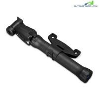 SAHOO TM - 1701P - SA Mini Bicycle Tire Pump for Bike / Ball / Inflatable Toy  (BLACK)