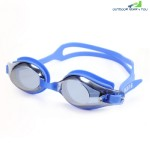 XinHang XH7610 Swimming Goggles with Anti Fog UV Protection (BLUE)