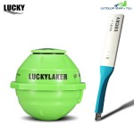 LUCKY FF916 WiFi Intelligent Fish Finder with Magnifier (GREEN)