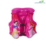 INFLATABLE FLOATING VEST  PRINCESS (3-6 YEARS)