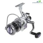 BOYANG KM Series 11 + 1BB Spinning Fishing Reel (SILVER)