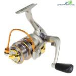 BOYANG KF Series 8BB All-metal Spinning Fishing Reel (SILVER)
