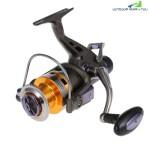 BOYANG 9 + 1 Ball Bearing Spinning Fishing Reel (SILVER)