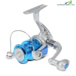 CS Series 8BB Spinning Fishing Reel (SILVER AND BLUE)