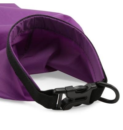 LUCKSTONE 8L Drifting Swimming Waterproof Storage Bag (PURPLE)