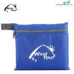 WIND TOUR Waterproof Folding Oxford Camping Beach Mat (ROYAL)