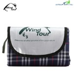 WIND TOUR Acrylic Outdoor Camping Picnic Mat Moisture-proof Cushion (CADETBLUE)