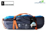 FLYTOP Waterproof Double Layer Camping Tent Two Person Use (LIGHT BLUE)