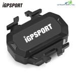 iGPSPORT C61 Bicycle Cadence Sensor Wireless Transmission (BLACK)