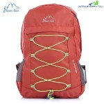 CLEVERBEES FOLDABLE LIGHTWEIGHT BACKPACK (RED)