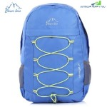 CLEVERBEES FOLDABLE LIGHTWEIGHT BACKPACK (BLUE)