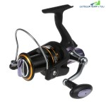 BOYANG GH6000 12 + 1BB Spinning Fishing Reel (BLACK)