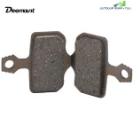Deemount KMJG - 001 Professional Resin Bicycle Disc Brake Pad Low Noise (BLACK)
