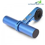 Deemount HLD - 207 Bicycle Extension Holder Aluminum Alloy for Mountain Bike (BLUE)