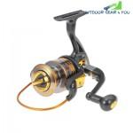 DB1000 - 6000 Spinning Fishing Reel (BLACK)