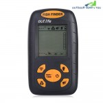 Outlife Wire Fish Finder Portable Sonar Echo Sounder