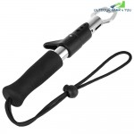 Stainless Steel Portable Clip Fish Gripper Fishing Tackle