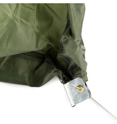 1.4M 5 Layers Folding Fish Care Creel Tackle Fishing Net Stake