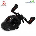 LIE YU WANG LC 10 + 1 ( True 5 + 1BB ) Bearings Fishing Reel Water Drop Wheel