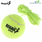 REGAIL Drill Tennis Trainer Tennis Ball with String Replacement