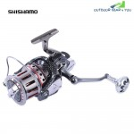 Big Full Metal Spinning Reel Fishing Tackle Lure with Exchangeable Handle