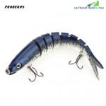Proberos Outdoor Artificial Sections Eel Fishing Lure