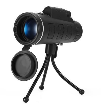 40X60 HD Mini Monocular Telescope with Tripod