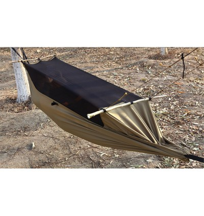FREE SOLDIER AI0066 Multifunctional Portable Camping Tent Hammock
