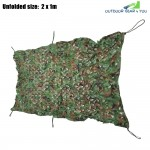 1M x 2M Military Hunting Camping Tent Car Cover Camouflage Net