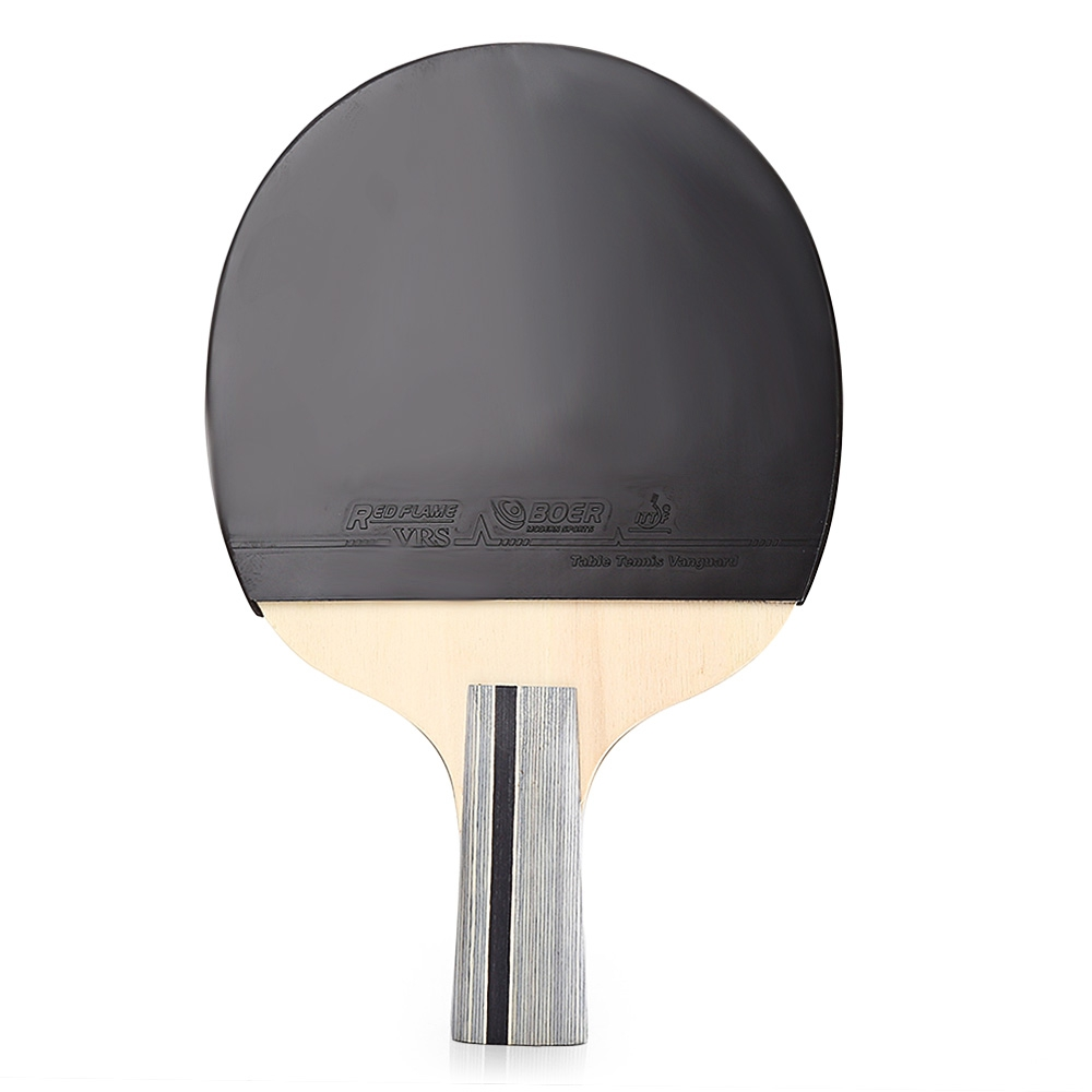BOER Table Tennis 1 Star Ping Pong Racket Paddle