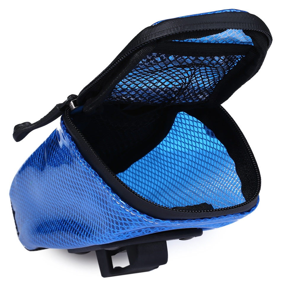PVC Outdoor Portable Antiskid Rear Taillights Bag Package for Bicycle
