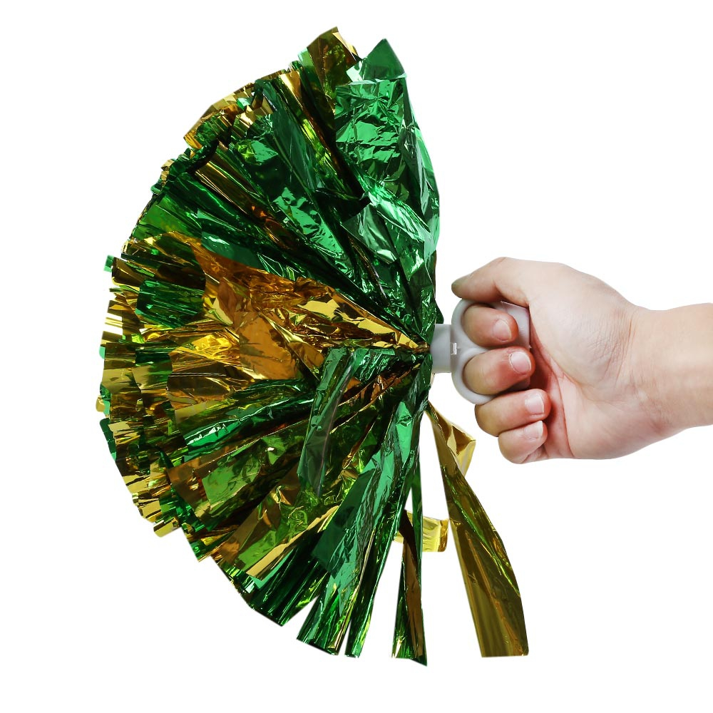 Multicolor Hand Flower Handball with Dual Ring for Cheerleading Lala Gym