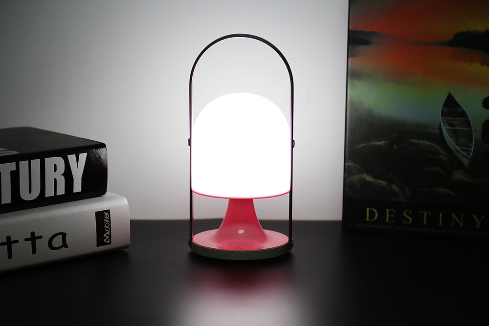 LS - 8911 USB Powered DC 5V 2.5W 200LM Fashion Style LED Desk Lamp Outdoor Waterproof Camping Lantern